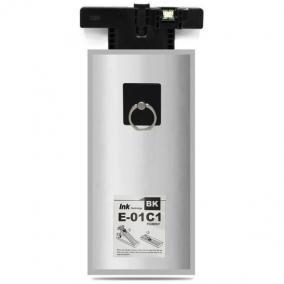 Epson T01C1 [BK XL] kompatibilis tintapatron (ForUse)