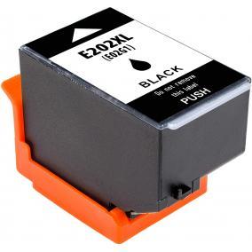 Epson T02G1 [202 BK XL] kompatibilis tintapatron (ForUse)