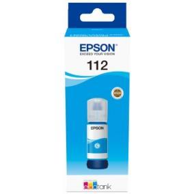 Epson T06C2 [C] EcoTank 112 tintapatron (eredeti, új)