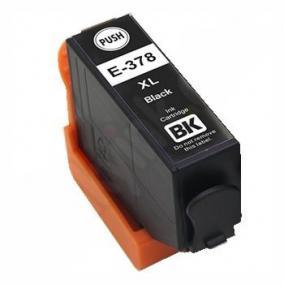 Epson T3791 [378 BK XL] kompatibilis tintapatron (ForUse)