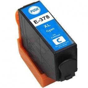 Epson T3792 [378 C XL] kompatibilis tintapatron (ForUse)
