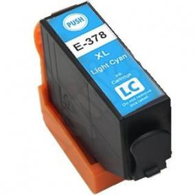 Epson T3795 [378 LC XL] kompatibilis tintapatron (ForUse)
