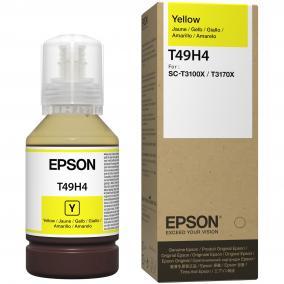 Epson T49H4 [Y] 140ml tintapatron (eredeti, új)
