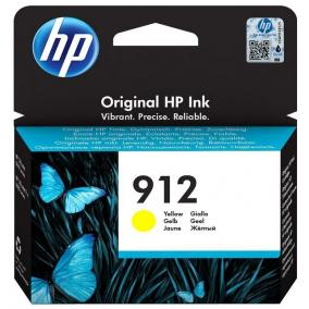 HP 3YL79AE [Y] #No.912 tintapatron (eredeti, új)