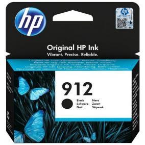 HP 3YL80AE [Bk] #No.912 tintapatron (eredeti, új)