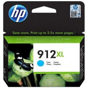 HP 3YL81AE [C] #No.912XL tintapatron (eredeti, új)