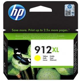 HP 3YL83AE [Y] #No.912XL tintapatron (eredeti, új)