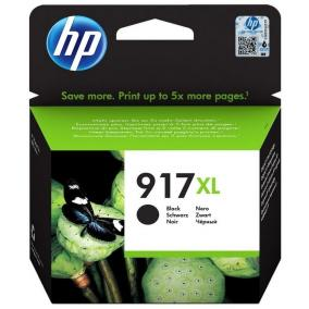 HP 3YL85AE [Bk] #No.917XL tintapatron (eredeti, új)