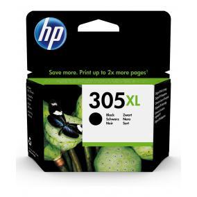 HP 3YM62AE [Bk XL] #No.305 tintapatron (eredeti, új)