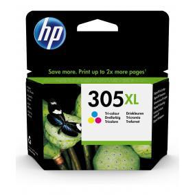HP 3YM63AE [Col XL] #No.305 tintapatron (eredeti, új)