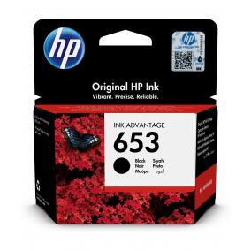 HP 3YM75AE [Bk] #No.653 tintapatron (eredeti, új)