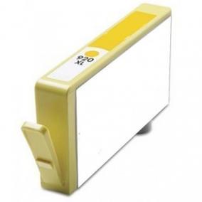 HP CD974AE [Y] #No.920 XL kompatibilis tintapatron (ForUse)