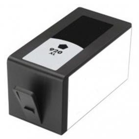 HP CD975AE [BK] #No.920 XL kompatibilis tintapatron (ForUse)