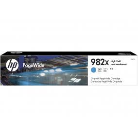 HP T0B27A PageWide [C] #No.982X tintapatron (eredeti, új)