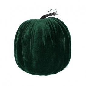 Tök bársony,hungarocell 15 cm x 24 cm sötét zöld