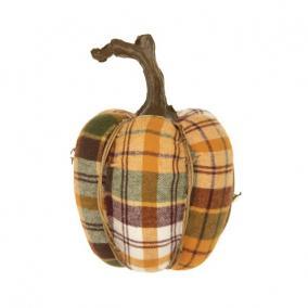 Tök hungarocell,textil 14,5 cm x 20,5 cm színes kockás