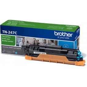 Brother TN 247 [C] toner [2,3k] (eredeti, új)