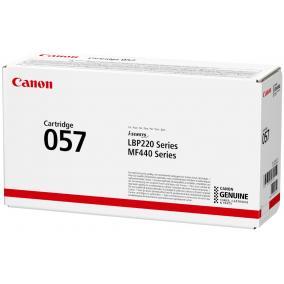 Canon CRG 057 toner (eredeti, új)