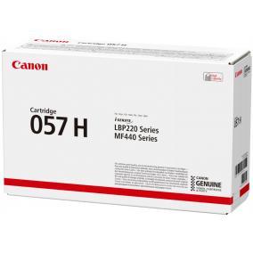 Canon CRG 057H toner (eredeti, új)