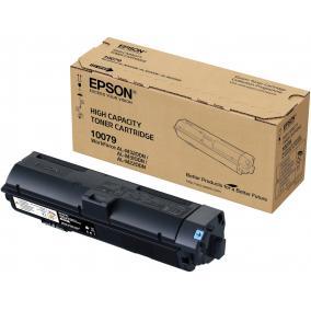 Epson M310, M320 [BK] #10079 [6,1k] toner (eredeti, új)