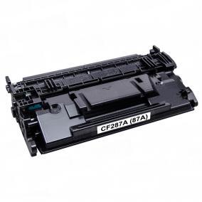 HP CF287A #No.87A kompatibilis toner 9k [3 év garancia] (ForUse)