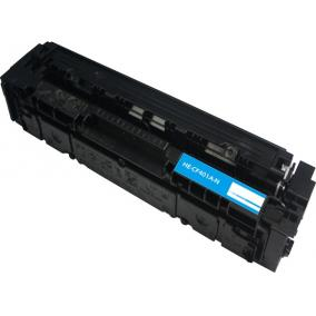 HP CF401A [C] #No.201A kompatibilis toner [3 év garancia] (ForUse)