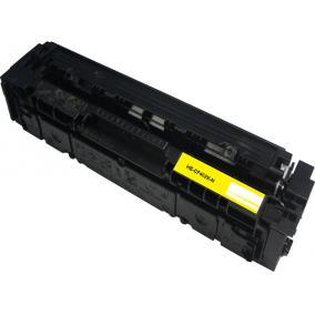 HP CF402X [Y] #No.201X kompatibilis toner [3 év garancia] (ForUse)