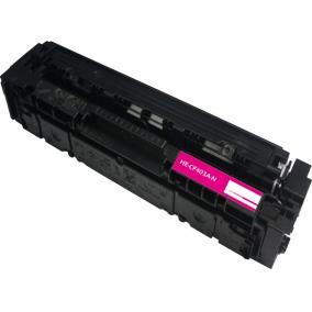 HP CF403A [M] #No.201A kompatibilis toner [3 év garancia] (ForUse)