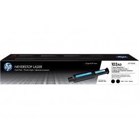 HP W1103AD [BK] #No.103AD (Dupla) Neverstop toner (eredeti, új)