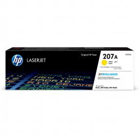 HP W2212A [Y] 1,25K #No.207A toner (eredeti, új)
