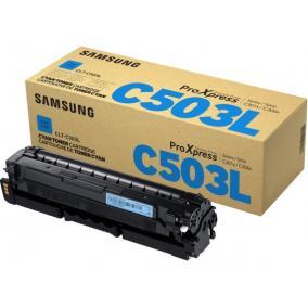 Samsung SLC 3010/3060 [C] toner [5K] CLT-C503L (eredeti, új)