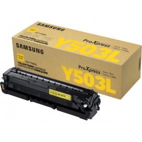 Samsung SLC 3010/3060 [Y] toner [5K] CLT-Y503L (eredeti, új)