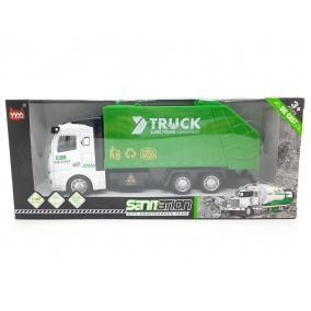Truck kukásautó 1:46 hátrahúzható