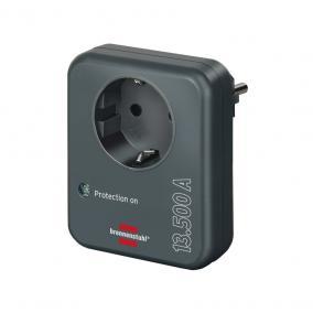 Túlfeszültségvédő adapter 13.500A antracit (1506996)