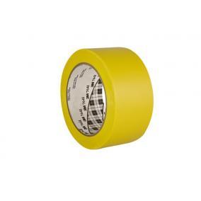 Ipari jelzőszalag, 50 mm x 33 m, 3M, sárga [33 méter]