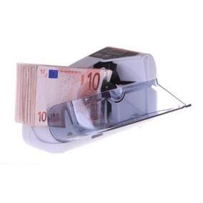 Bankjegyszámláló, HUF, EUR, USD,