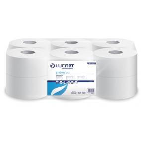 Toalettpapír, 2 rétegű, 130 m, 19 cm átmérő, LUCART,