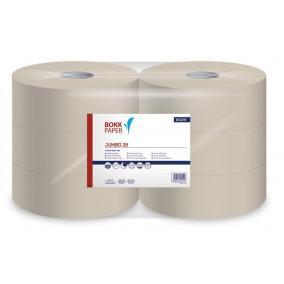 Toalettpapír, 1 rétegű, nagytekercses, 28 cm átmérő, LUCART,