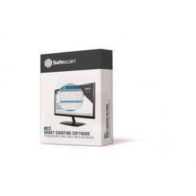 Szoftver az UBSC6165 és UBSC6185 bankjegyvizsgálóhoz, SAFESCAN