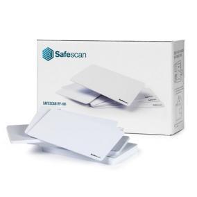 RFID kártya az UBSCTA8010 beléptetőrendszerhez, SAFESCAN
