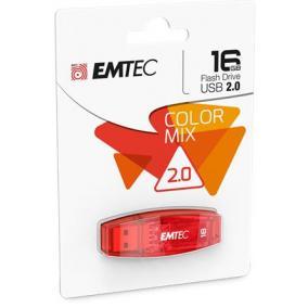 Pendrive, 16GB, USB 2.0, EMTEC