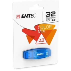 Pendrive, 32GB, USB 2.0, EMTEC