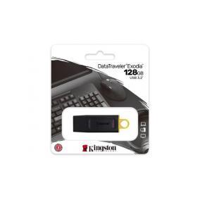 Pendrive, 128GB, USB 3.2, KINGSTON