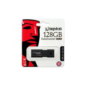 Pendrive, 128GB, USB 3.0, KINGSTON