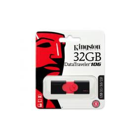 Pendrive, 32GB, USB 3.0, KINGSTON