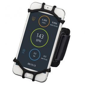 Unverzális telefon tartó karpánt sportoláshoz