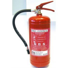 Tűzoltó készülék, ABC porral oltó, 6 kg