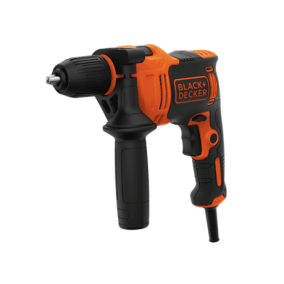 Ütvefúró, 550w - Black and Decker, BEH550-QS