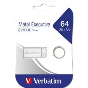 Pendrive, 64GB, USB 2.0,  VERBATIM