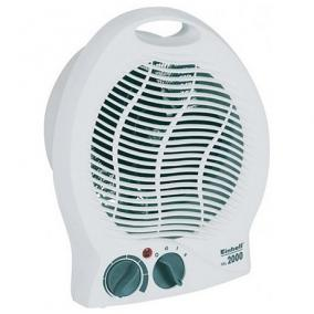 Ventilátoros hősugárzó - Einhell, HKL 2000